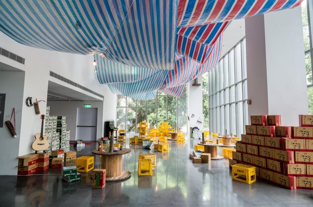 現場,圖:北師美術館提供。王文彥攝影。