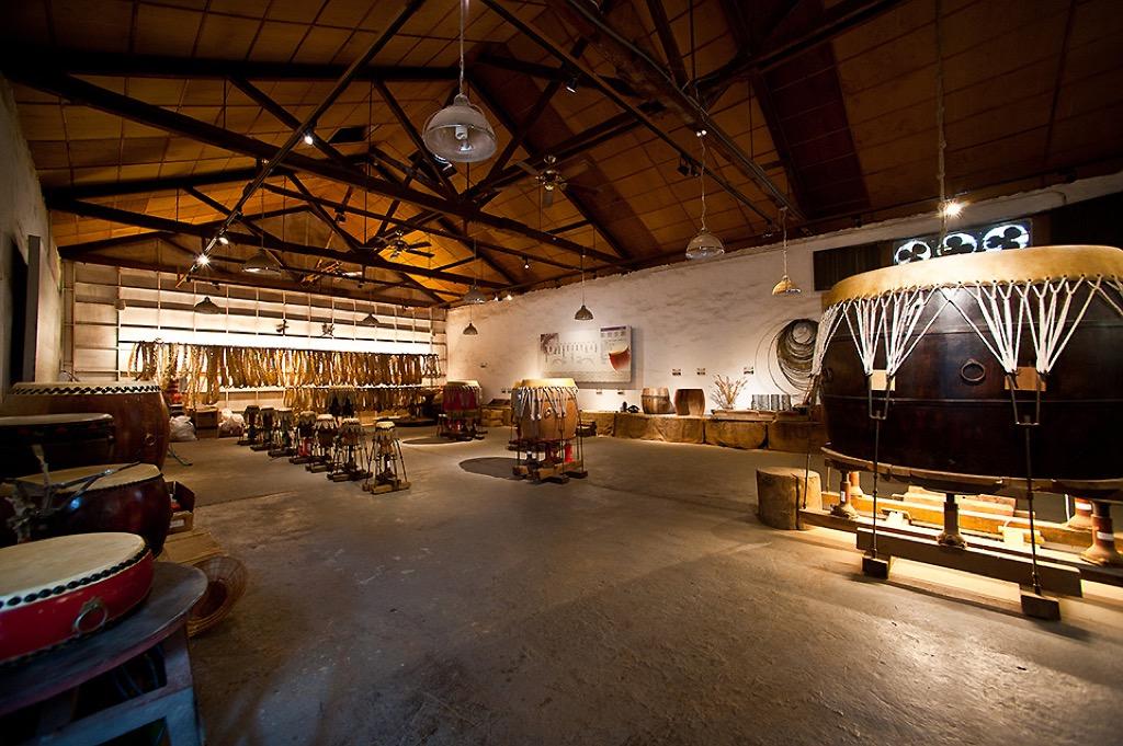 清溪林製鼓廠。圖:十鼓仁糖文創提供