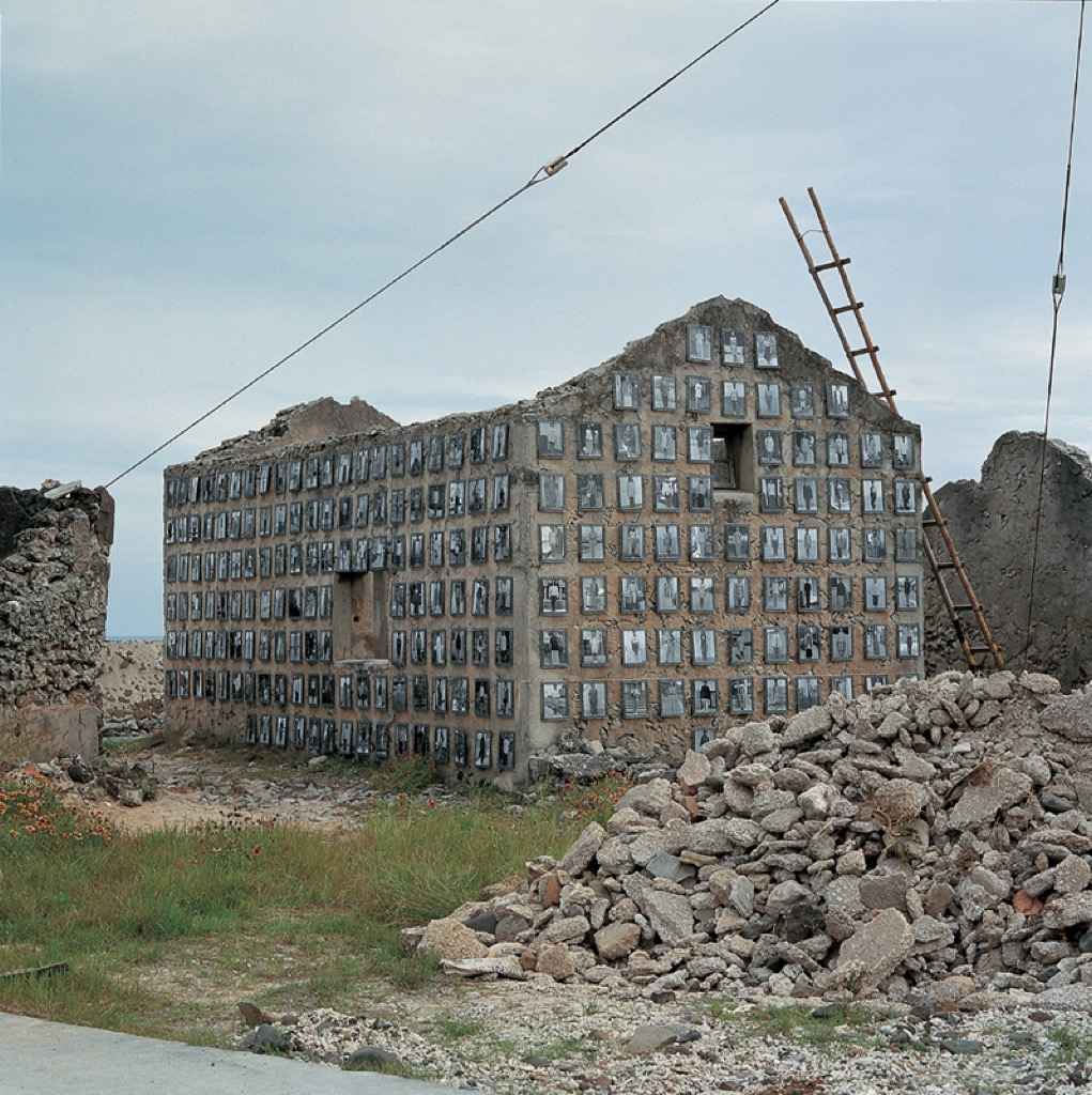 《集會‧家庭遊行》–澎湖屋Ⅰ, 1995, 圖:傅本君授權提供