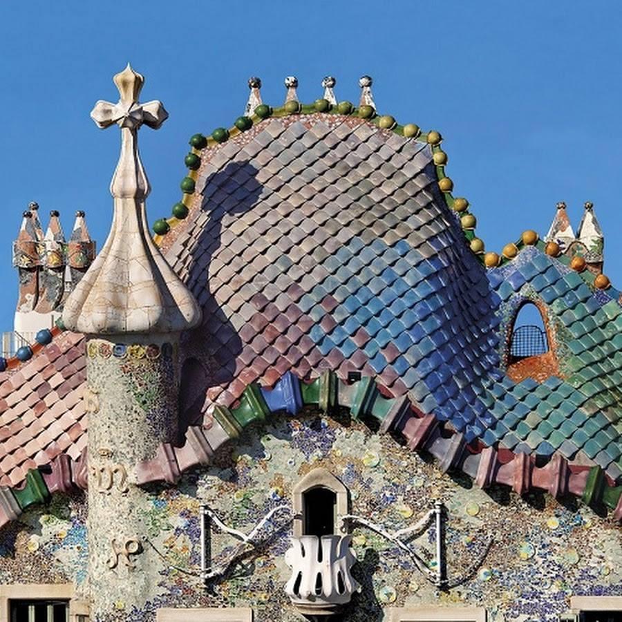 巴特婁之家屋頂,圖片:巴特婁之家官網