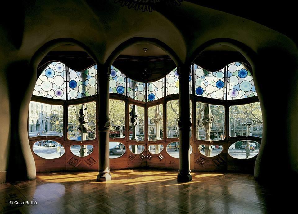 巴特婁之家內部,圖片:巴特婁之家官網